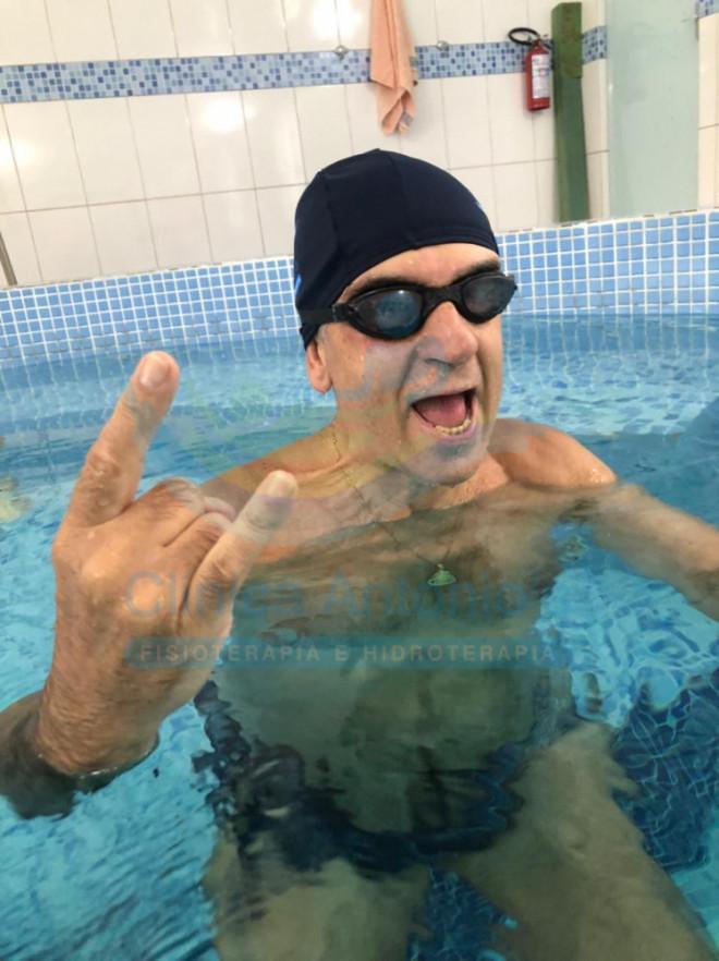 Adulto pode aprender a nadar?
