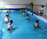 Hidroginástica - Exercícios de fortalecimento e agilidade de membros inferiores