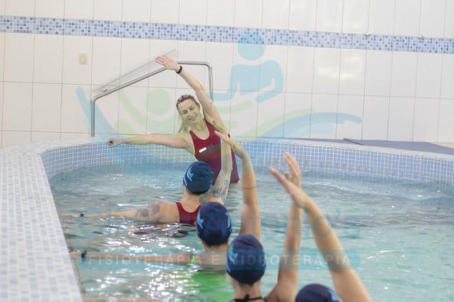 Prática de atividades aquáticas no inverno