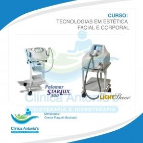 Tecnologias em Estética Facial e Corporal
